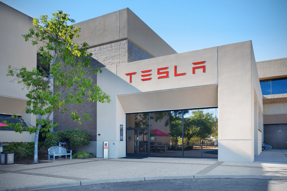 Tesla Headquarters Headism